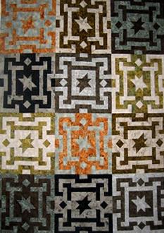 a-mazed quilt